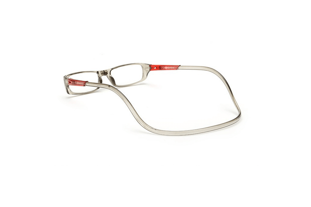 Glasses Frames With Magnetic : Magnetic Eyeglasses Grey available at www.igearindia.com