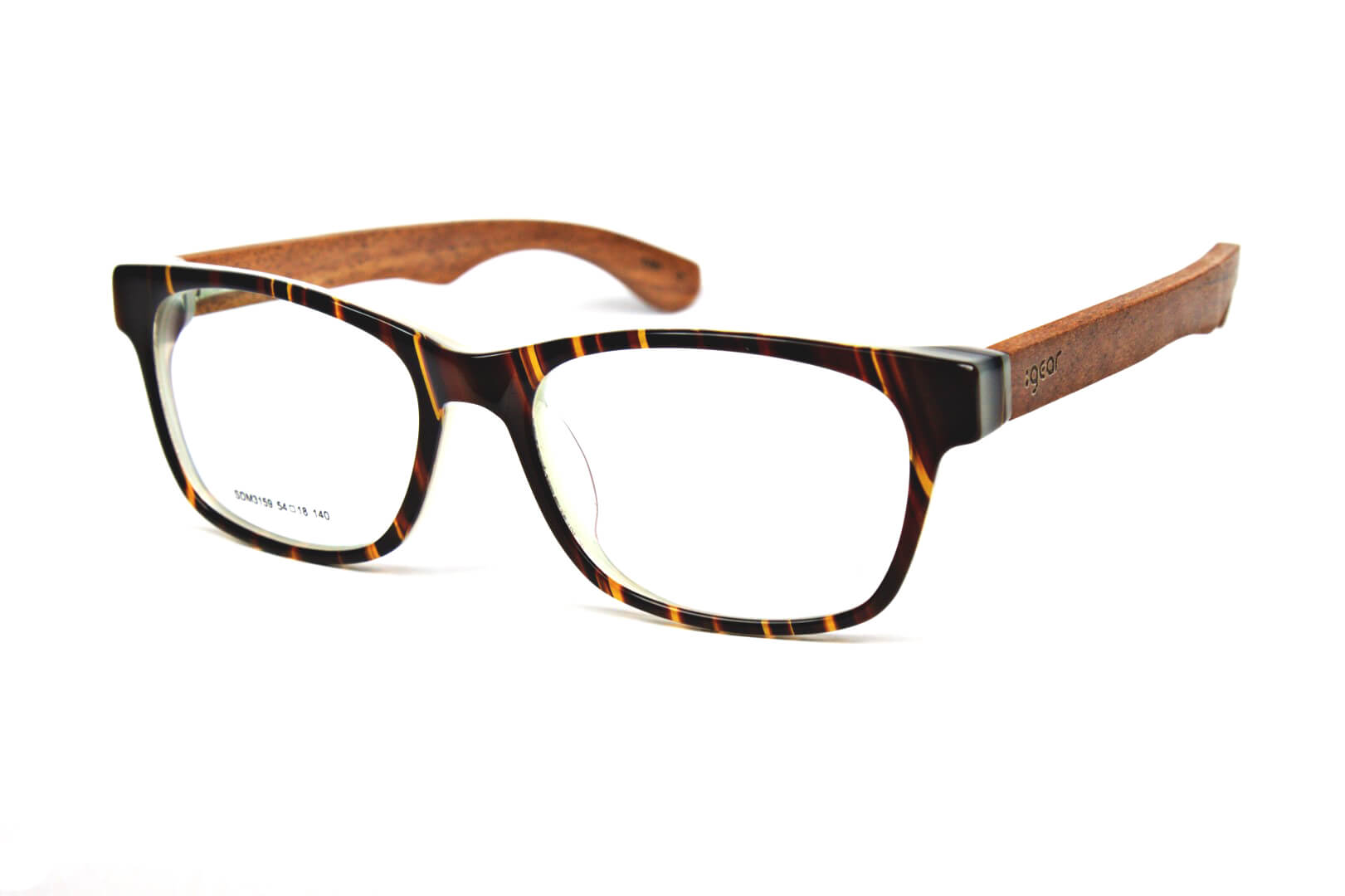 Wooden Eyeglasses Are Available At Igearindia Com